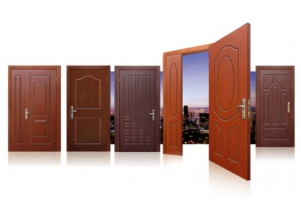 Fire Rated Wooden Doors - Sri Lanka by Creations